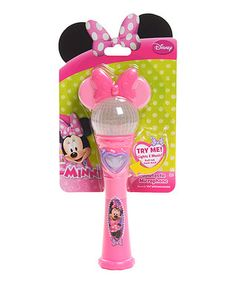 Minnie Mouse Bowtastic Light-Up Toy Microphone    The best toys for kids are ones they will play with. Both boys and girls like fun toys that make them think.  In addition there are many toys great for kids of all ages.  These toys are really great for toddlers to middle aged kids. This would make a great Christmas gift for boys and girls not to mention a fantastic birthday idea for boys and girls.   These are great toy gift ideas for kids.