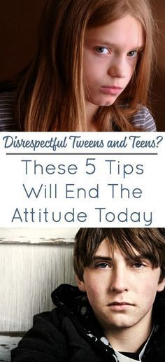 Dealing with disrespectful teens and teens? Try these five ways to end the end attitude now! #teens #tweens #parenting #behaviorissues #TeenIssues #family via @sunandhurricane