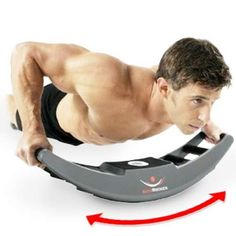 Body Rocker Exercise Machine - Best_Buys_4_You