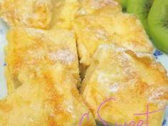 糖質制限高野豆腐ふわふわフレンチトーストの画像