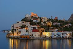 Castelorizo island, Greece