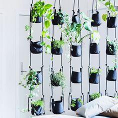 Vertical Pflanzentopf - Sw | Trimm Copenhagen
