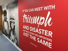core values office walls - Google Search   Signs   Pinterest ...