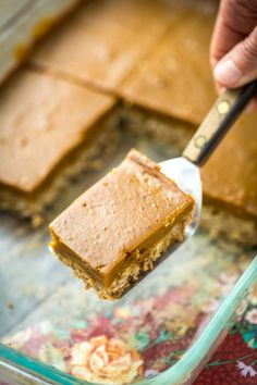 This is your #6 Top Pin in November: Oatmeal Pumpkin Pie Bars  |  Keepin' It Kind - 152 re-pins! (You voted with yor re-pins). Congratulations @Kristy | Keepin' It Kind !