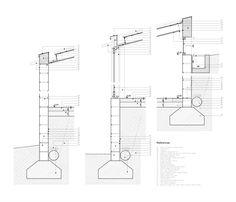 40 detalles constructivos de arquitectura en hormigón,vía © alarciaferrer arquitectos