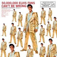 Elvis Gold Records Volume 2 - http://www.rekomande.com/elvis-gold-records-volume-2/