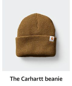 The Carhartt beanie Best Friend Gifts, Your Best Friend, Holiday Gift Guide, Holiday Gifts, Crystal Gifts, Bohemian Decor, Carhartt, Jewelry Stores, Louis Vuitton Damier