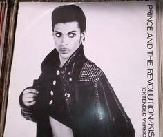 "Prince And The Revolution – Kiss Vinyl 12"" Reissue Paisley Park – W8751(T) #uniqbeats #music #ebay"