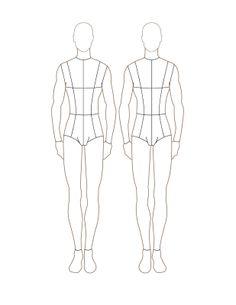men templates