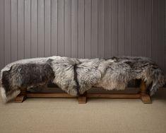 Rare Breed Sheepskin Rug British Online In The Uk