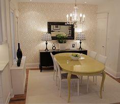 Decoration ideas on pinterest property brothers dining for Property brothers dining room designs
