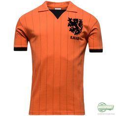 Netherlands - Home Shirt 1983