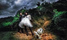 Креативные свадебные фото 20