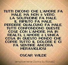 Italian Love Quotes, Woody Allen Quotes, Boys Are Stupid, Learning Italian, Charles Bukowski, Sentences, Tattoo Quotes, Thoughts, Writing
