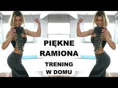 Ćwiczenia na PIĘKNE RAMIONA | Trening Ramion dla kobiet - YouTube Slimming World, Pilates, Fitness Inspiration, Health Tips, Fitness Motivation, Fashion Dresses, Health Fitness, Yoga, Workout