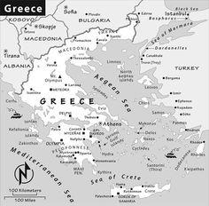 Greek Island-Hopping Basics by Rick Steves | ricksteves.com  Got some good tips on how to travel the Islands