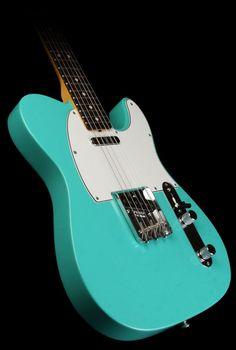 Fender Custom Shop 63 Telecaster Closet Classic Electric Guitar