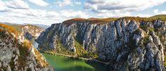 Cazanele Dunarii, Miracolul de pe Dunare - 1000 Locuri de vizitat in Romania