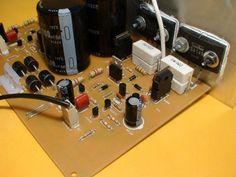 Amplificador Estéreo de 250 Watts Complementario Mixer, Music Instruments, Audio Amplifier, Stability, Musical Instruments, Stand Mixer