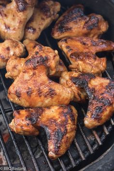 The Blessed Bastard chicken wings will bring you devinity and hotness of heaven and hell. Your next party will be a rock show. Magic Dust Rub, Grilling Recipes, Cooking Recipes, Atkins Recipes, Meal Recipes, Spicy Wings, Tandoori Chicken, Chipotle Chicken, Smoked Chicken