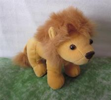SOLD ~ DeAGOSTINI My Animal Kingdom LIONEL the Lion - Plush Soft Toy ~Start price 0.99 Buy It Now £1.50 Listing ends 17th December 2013