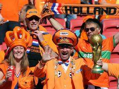 World Cup stadium stairs wobble under fan weight