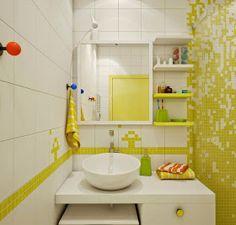 Ivonne SemprunL: Diseño Fresco en un Pequeño Apartamento