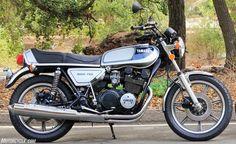 Duke's Den: 1977 Yamaha XS750 Review (Of Sorts)