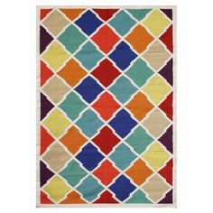 You should see this Multicolor Rug on Daily Sales!