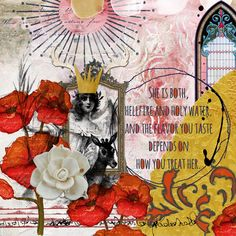 I Am Goddess by Courtney's Designs https://www.oscraps.com/shop/I-Am-Goddess-Bundle.html