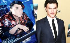Finn Wittrock (Tristan...kinda dumb but easy on the ol eyes anyway. And only Finn could rock a hairdo like that. Seriously).