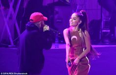 As Ariana Grande confirms Mac Miller split – see their love story in pictures Mac Miller And Ariana Grande, Ariana Grande Mac, Mac Miller Concert, Ariana Boyfriend, Ariana Grande Dangerous Woman Tour, Couple Halloween Costumes, Paris, Show, Role Models