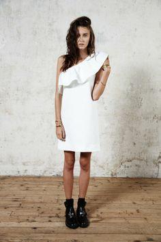 Une robe courte Gat Rimon, tendance printemps été 2014