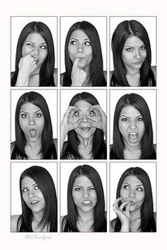 MadFeisty .:*We're all Mad here, and a wee bit Feisty*:.: Modeling Tips: Facial Expressions