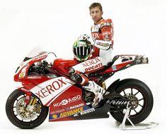 Ducati 999R SBK Team Xerox Ducati 999r, New Ducati, Ducati Superbike, Triumph Motorcycles, Cool Motorcycles, Porsche, Audi, Ducati Custom, Motocross