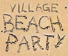 Village Beach Party - Eventi7 communication