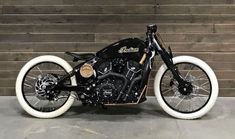 Indian Board Tracker Jack Daniels Edition #motorcycles #boardtracker #motos | caferacerpasion.com