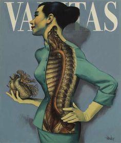 The Anatomical Art of Fernando Vicente | The Art of Bleeding
