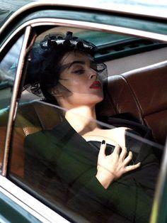Helena Bonham Carter by Mert & Marcus for Vogue UK July 2013