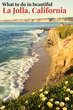 When you're in California don't miss a stop in La Jolla. Located right outside San Diego it's a beautiful respite from the big city congestion. We've assembled a list of what to do in La Jolla that covers something for everyone. From shopping to surfing and eating your way down the main downtown strip. You'll enjoy your visit and wonder when you can head back.  #VisitLaJolla #VisitCalifornia