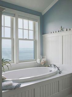 beachy bathrooms | ... with these Gorgeous Beach Bathrooms from Bathroom Bliss by Rotator Rod