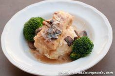 Creamy Asiago Chicken Marsala OWYD-8