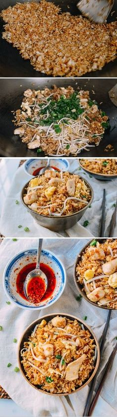 Classic Chicken Fried Rice Recipe by the Woks of Life
