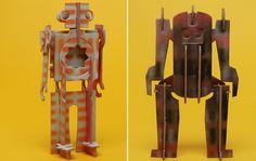 Acontece hoje o lançamento do Livro Branco Nº1, que apresenta ao público três robôs da família de seres espaciais da Troyart. O volume traz dois modelos de cada personagem – Raced 33, 2008 e …