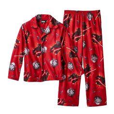 Boys 4-10 Star Wars 2-Piece Pajama Set, Boy's, Size: