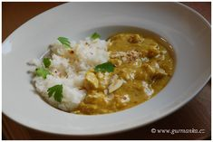 indická korma – jídlo co pohladí žaludek