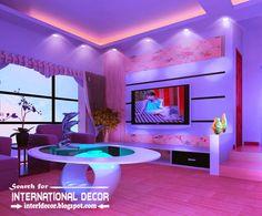 modern suspended ceiling lights for living room ceiling LED lights and spotlights