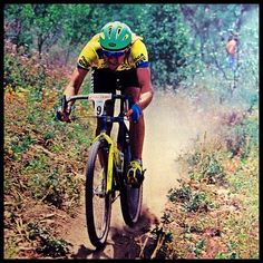 John Tomac from November 1990 Mountain Bike Action. Taken from the Official John Tomac Thread on MTBR Vintage, Retro, Classic Forum.