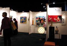 Anita Ammerlaan - Kunstenaarscollectief Sixpack of Art presenteerde zich op Wonen&Co 2014 www.anitaammerlaan.com