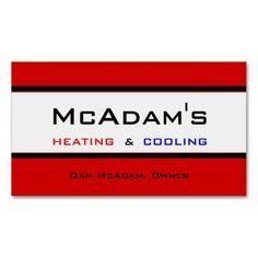 7 Best Hvac Technician Business Cards Images Business Card
